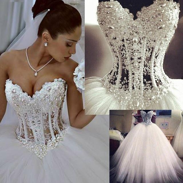 Aliexpress vestidos de novia 2015
