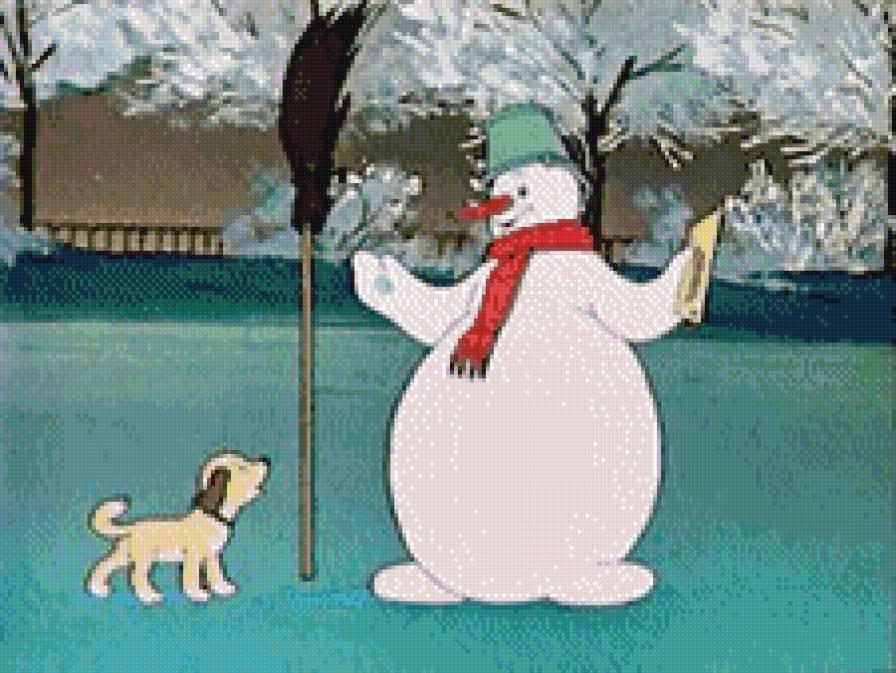 Новогодний снеговик картинки из советских мультфильмов, смешные картинки
