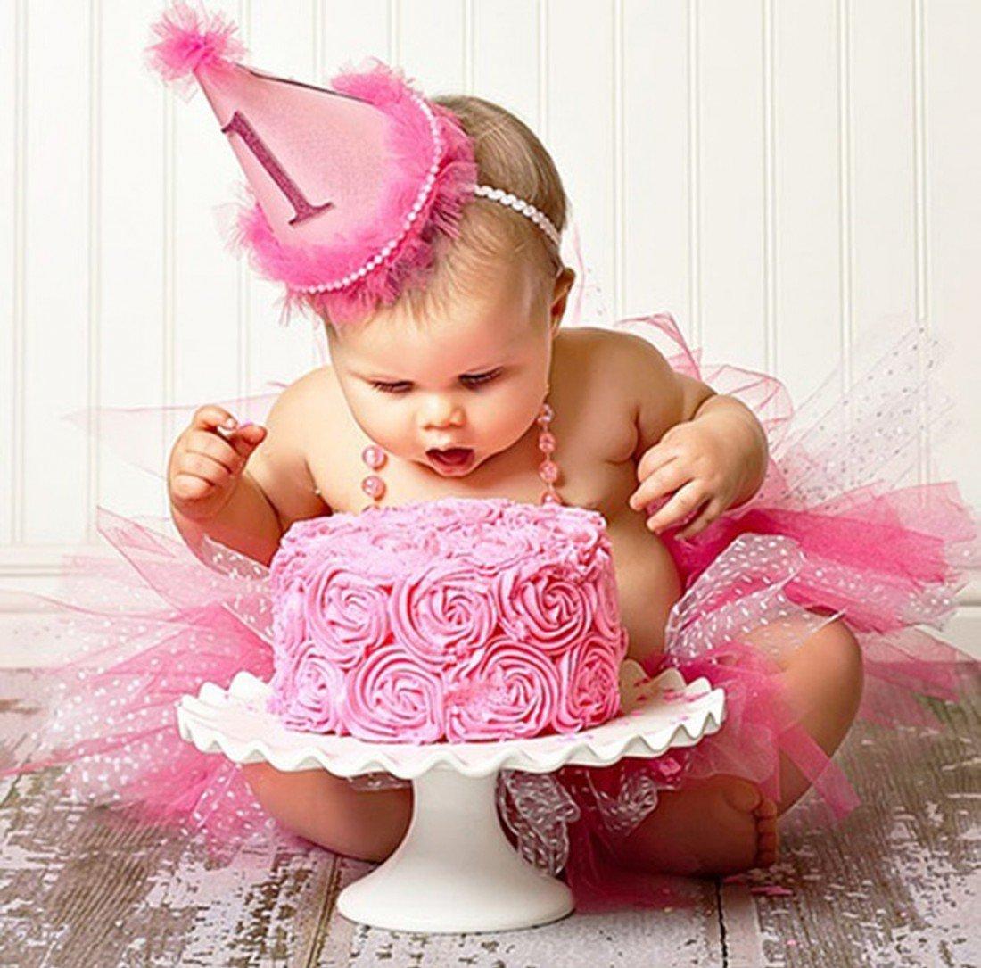 Юбилеем, открытки с днем рождения на 1 годик девочке фото