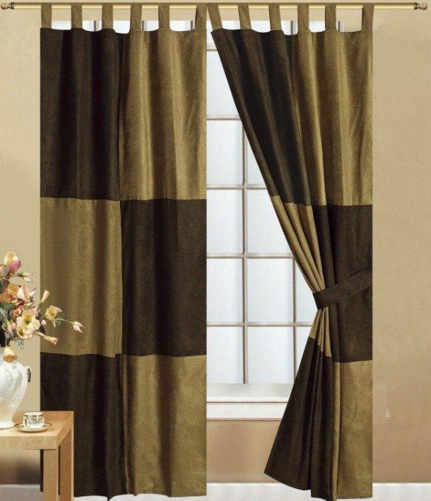 Шторы пэчворк изготавливаются как раз из различных лоскутков ткани. Они могут иметь отличия по цвету, размеру, типу и фактуре материала.