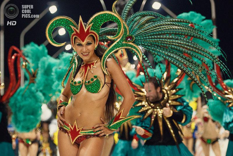 Транссексуалы на бразильских карнавалах