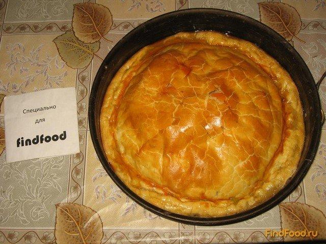 пирог с щавелем из слоеного теста рецепт