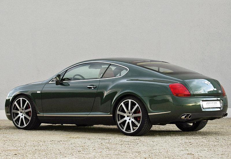 Bentley Continental GT MTM Birkin Edition