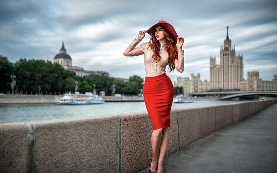 фото моделей женщин на улицах города текущие