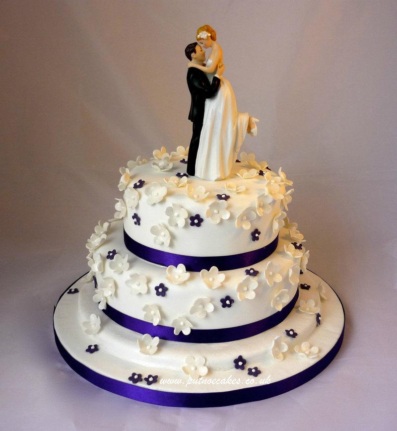 Фотографии свадебные тортов