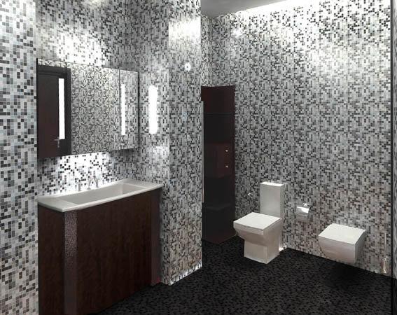 Дизайн туалета в квартире: идеи и фото интерьера