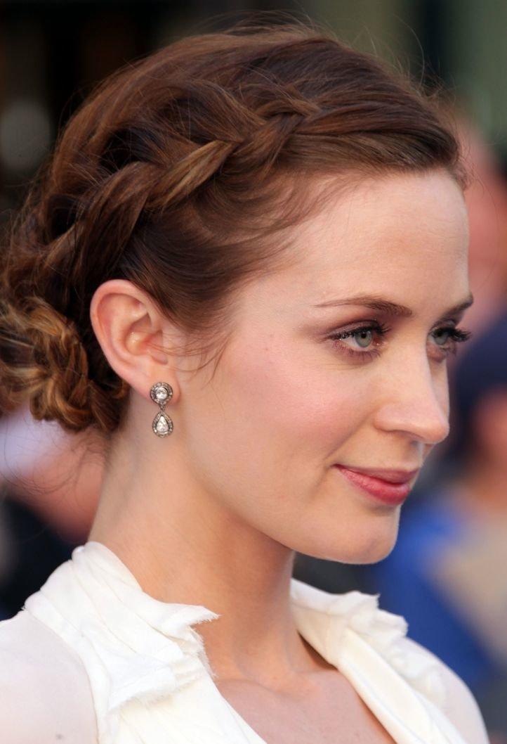 шейки, косы на средние волосы фото с челкой приготовленные пароварке