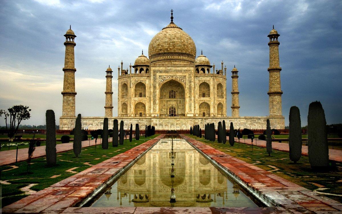 taj mahal glory of indain architecture