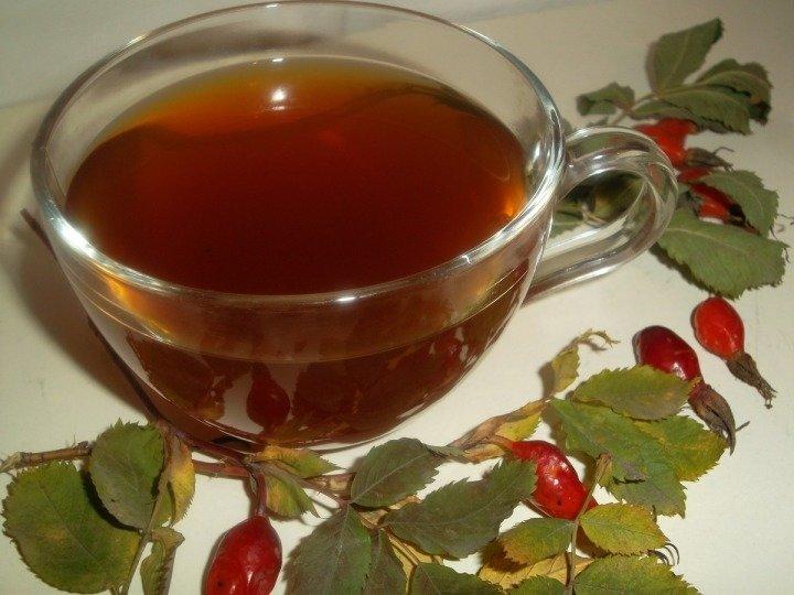 Чай Шиповника Похудение.