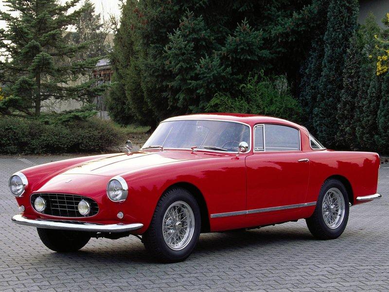 250 GT Boano (1956–1957) - Ferrari - Фотокаталог - История авто