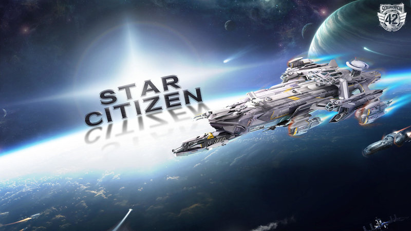 4K-скриншоты Star Citizen - Zobra