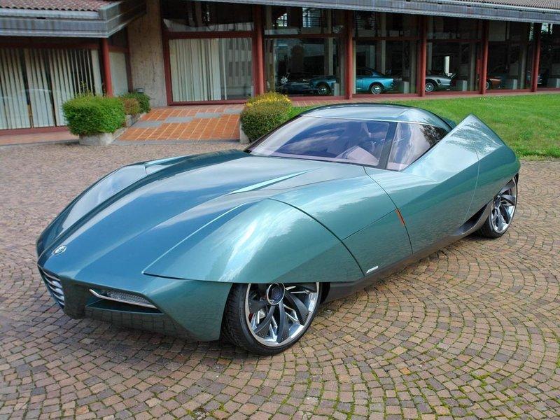 Alfa Romeo B.A.T. 11 (Bertone)