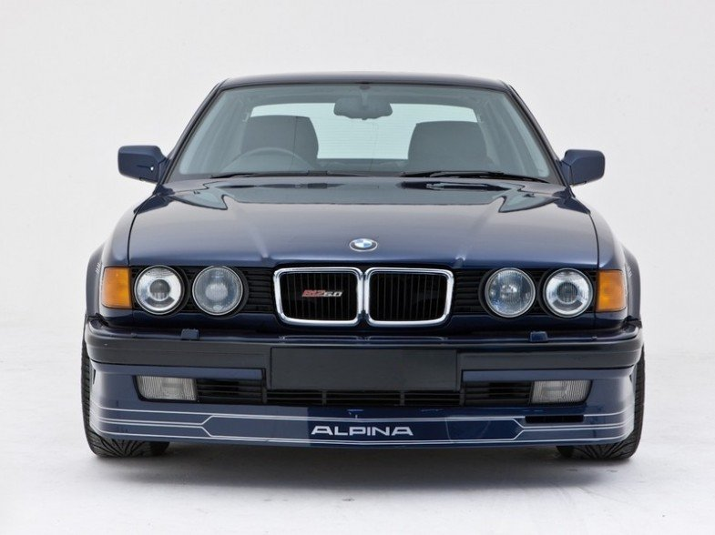 Alpina E32