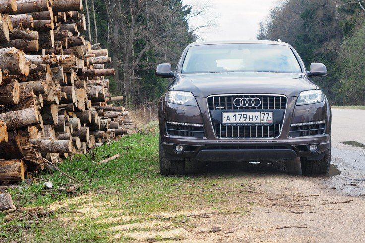 Audi Q7 3.0 DTI: легенда четырех колец 2006–2015 — Российское фото