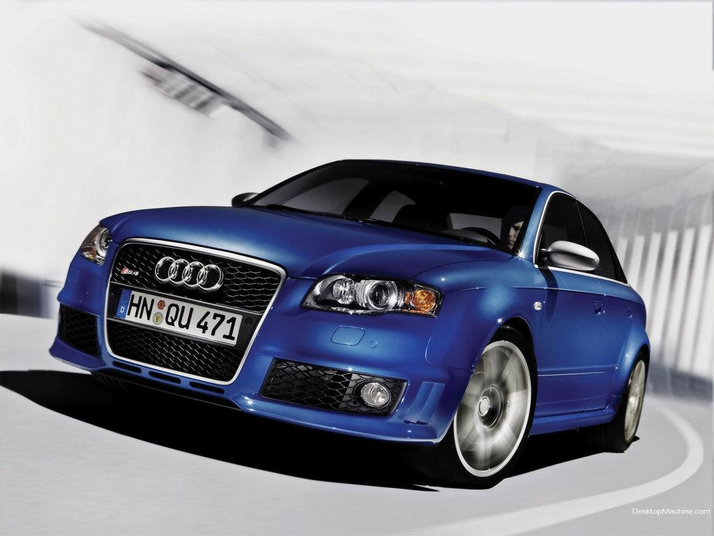 Audi RS4 - самый заряженный заводской С-класс » uCrazy.ru - Источник Хорошего Настроения