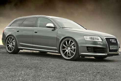 Audi RS6 Avant Sportec