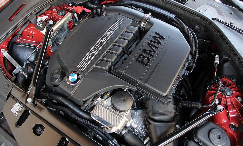 Autonews :: Новости :: 5 самых красивых двигателей в мире