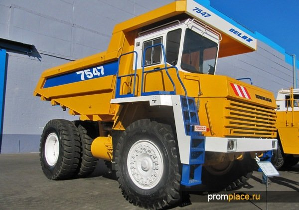 БелАЗ 7547