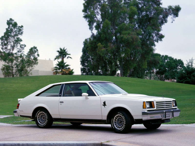 Buick Century Turbo Coupe