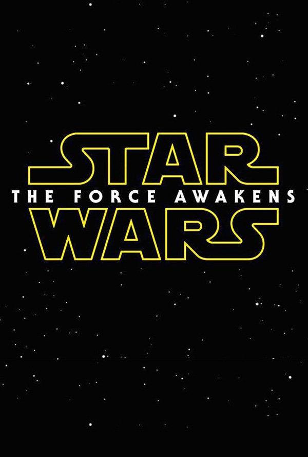 Звёздные войны 7: Пробуждение Силы, постеры.
