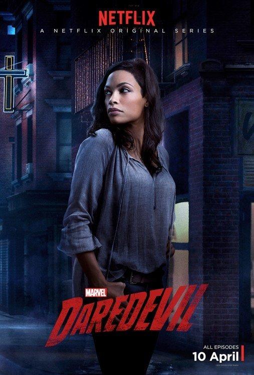 Daredevil постер