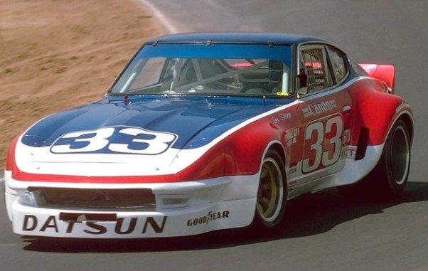 Datsun Z IMSA GTO Championship