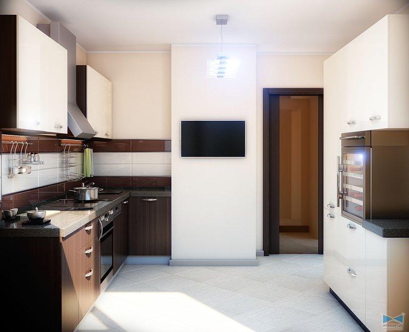 Дизайн интерьера квартиры в стиле Хай-Тек   Интерьер Блог, красивые интерьеры квартир фото, дизайн и ремонт