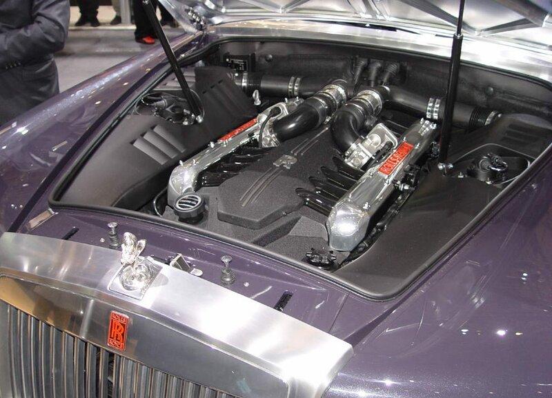 Двигатель Rolls-Royce 100 EX - характеристика - фото