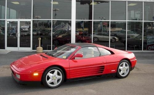 Ferrari 348 ts Serie Speciale