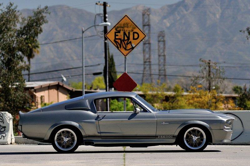 """Ford Mustang Shelby GT500 из """"Угнать за 60 секунд"""" уйдет с молотка » Информационное издание: Новости гаи, дтп, штрафы пдд,  ГИБДД, Экзамен ПДД онлайн. Техосмотр"""
