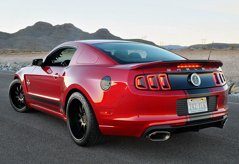 """""""Ford Mustang Shelby GT500 Super Snake Widebody"""" — card ..."""