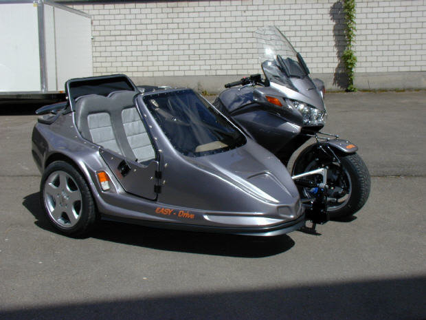 Фото 15 - Тюнинг мотоциклов Honda Хонда с коляской - Фото, картинки, обои - Тюнинг мотоциклов и автомобилей