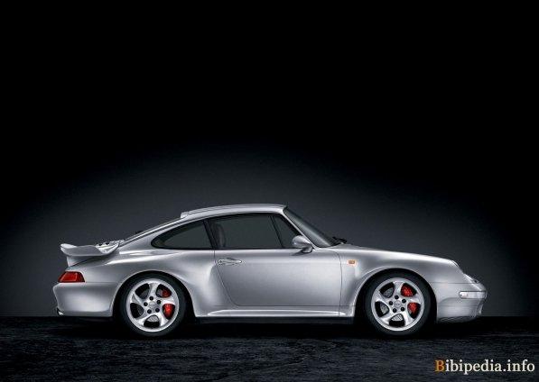 Фото  Porsche 911 turbo 993 1995 - 1997 — Бибипедия
