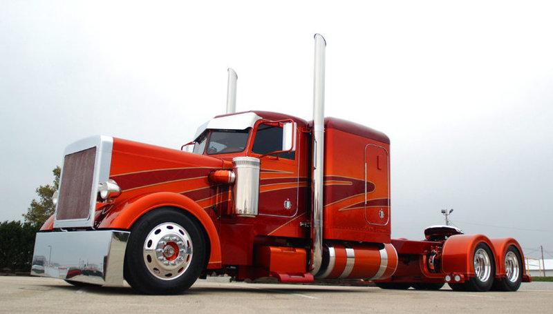 Фото тюнинга грузовиков  MAN - Тюнинг грузовиков