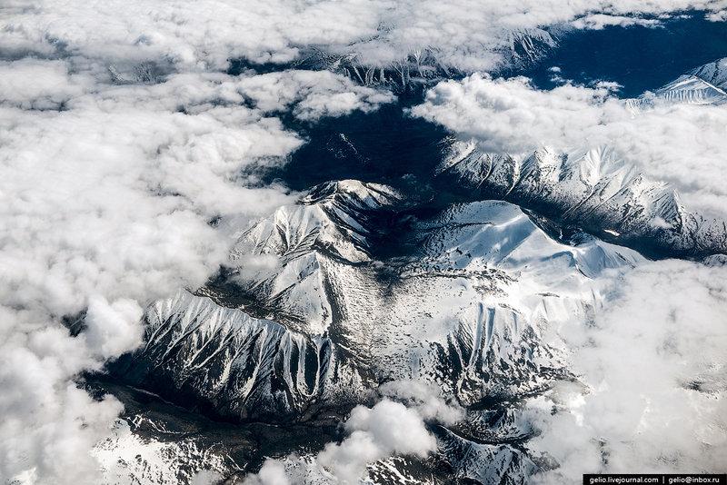 Фотографии из окна самолёта (42 фото) | Блог Кристи | КОНТ