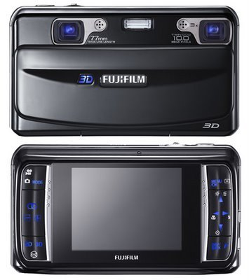 Fujifilm для 3D фотографий