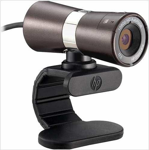 HP Webcam HD-4110