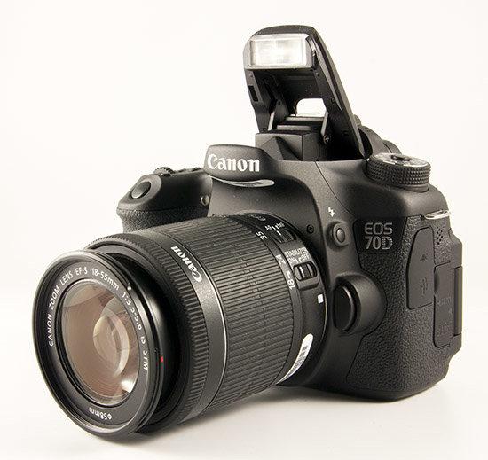 Обзор и тест цифровой фотокамеры Canon EOS 70D из ряда продвинутых зеркалок для фотолюбителей: новый шаг в управлении автофокусом в режиме Live View и видеосъемке