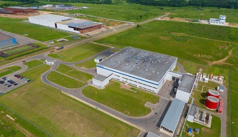 «Индустриальный парк «Ворсино» (фото)» в блоге «Новые заводы и цеха» -  Сделано у нас