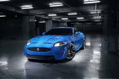 Jaguar JKR-S