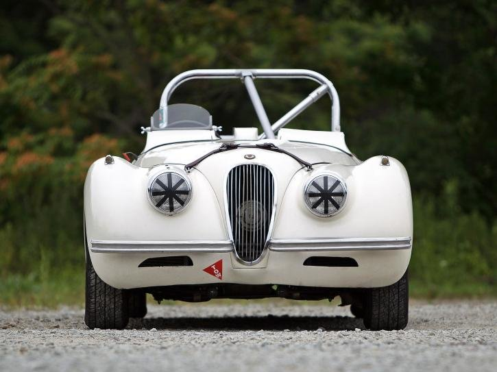 Jaguar XK120 Competition Roadster
