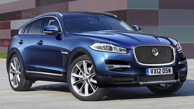 Jaguar XQ SUV