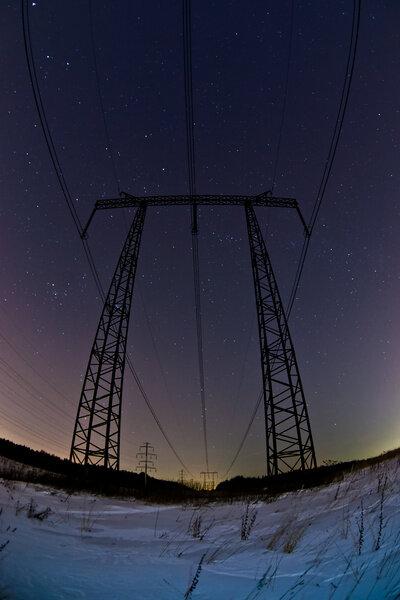 Как фотографировать ночью: фотографии звездного неба