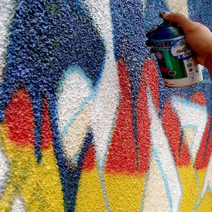 Как научиться рисовать граффити