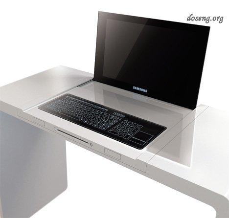 Каким будет ноутбук будущего (10 фото)