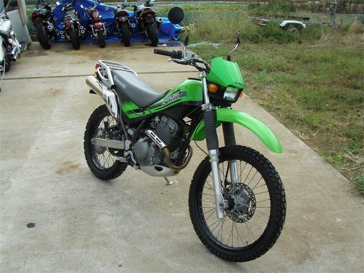 Kawasaki Super Sherpa KL250