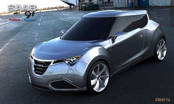 Концепт Saab 91