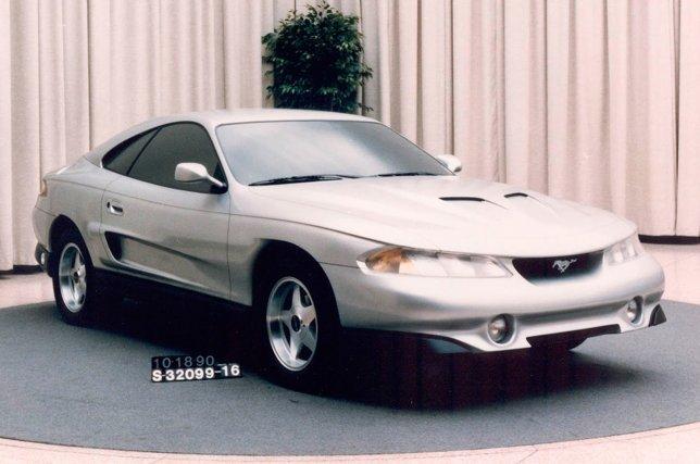 Концепты Ford Mustang