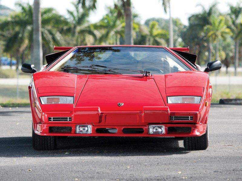 Lamborghini Countach LP5000 S Quattrovalvole US-spec, 1985 (8 фото) - 20 Октября 2015 - Журнал МиллиардерЪ | Блоги