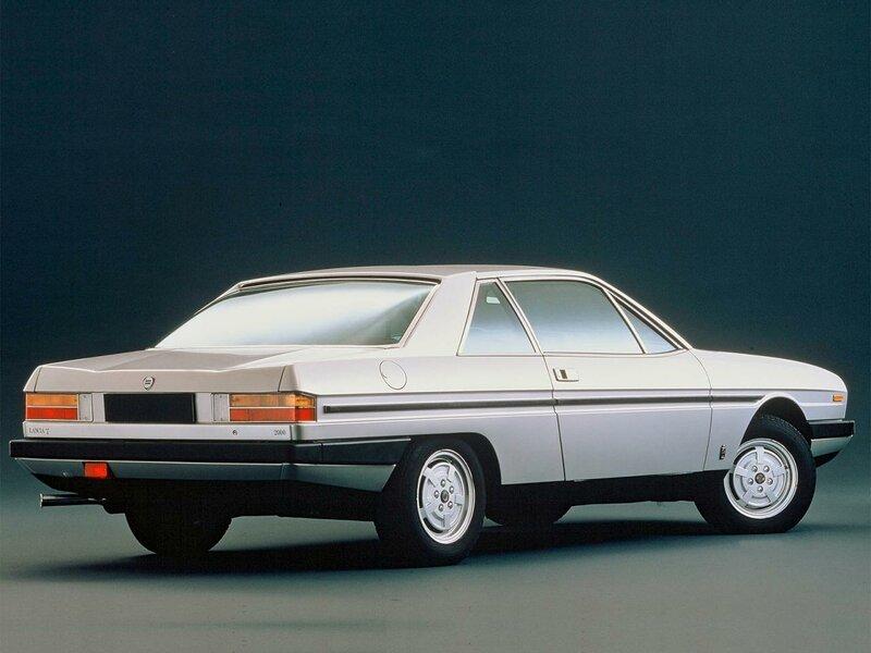 Lancia Gamma Coupe (2 Serie)